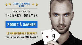 tournoi bounty pmu poker