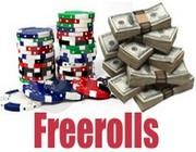 freeroll PMU poker