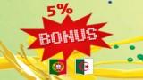 matchs portugal algérie pmu.fr
