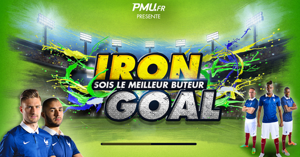 iron goal pmu