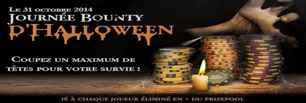 Grand Bounty d'Halloween sur PMU