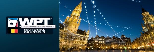 1 package pour le WPT de Bruxelles à gagner chaque dimanche