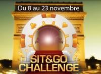 Relevez le défi PMU Sit&Go Challenge