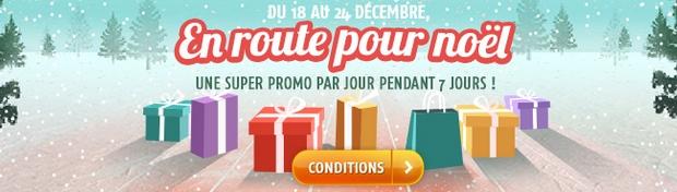 PMU promotion en route pour noël jusqu'au 24 décembre
