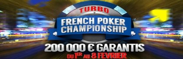 French Poker Championship Turbo