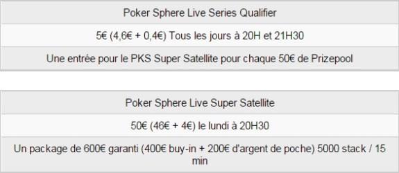 Qualification poker sphère PMU