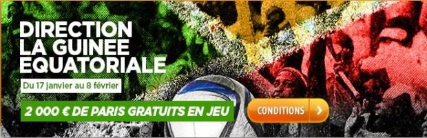 coupe d'Afrique des nations PMU