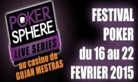 Tournois satellites pour les Poker Sphère Live Series