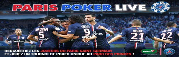 Paris Poker Live sur PMU