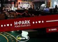 le H Park poker tour sur PMU.fr 2015