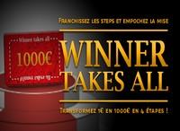 PMU sit&go winner takes all
