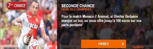 Seconde Chance Ligue des Champions
