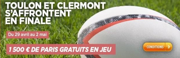 Finale Champions Cup 2015 toulon clermont