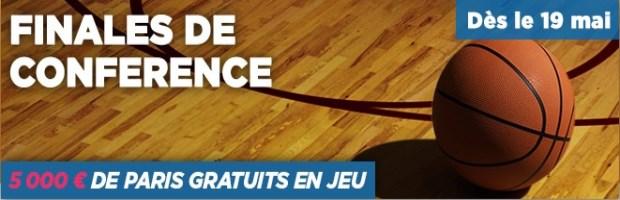 PMU Finale Conférence NBA