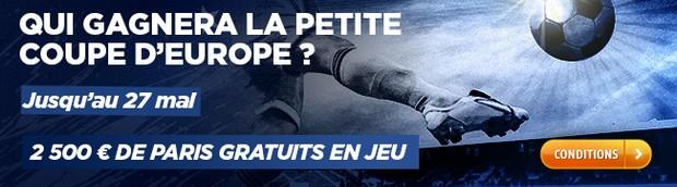 Finale Liga Europa sur PMU