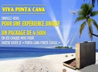 Package tournoi Punta Cana sur PMU poker