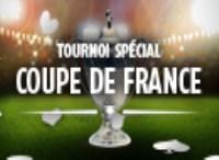 Tournoi spécial Coupe de France sur PMU Poker