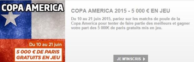 Challenge Copa America PMU