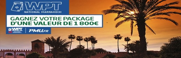 Satellites WPT Marrakech sur PMU
