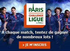 Avec PMU la Paris Challenge Ligue