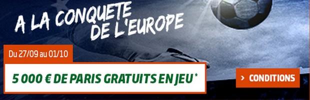A la conquête de l'Europe sur PMU