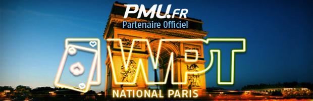 Le WPT national Paris sur PMU