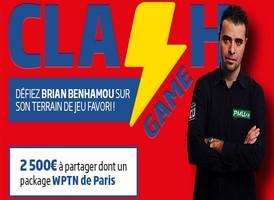 Sur PMU.fr le Clash Game