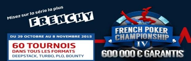 French Poker Championship IV sur PMU
