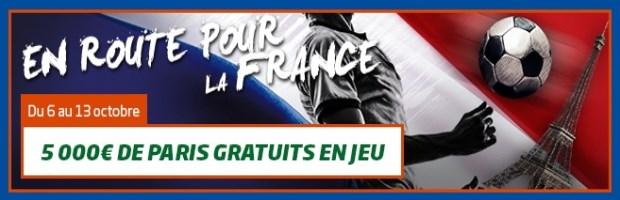 Challenge En Route Pour La France