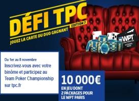 TPC 7 sur PMU : 10 000 euros à gagner