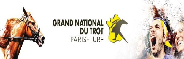 Quinté+ GNT Nantes sur PMU