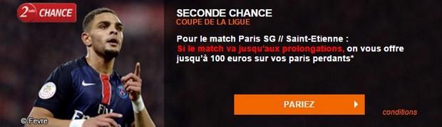 PMU 2ème chance PSG-ASSE