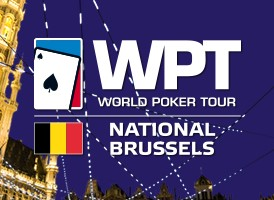 PMU vous propose le WPT National Brussels