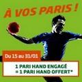 PMU lance un challenge sur l'Euro 2016 de handball