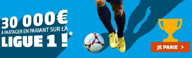 Pariez sur le Ligue 1 avec PMU