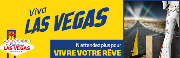 Package las vegas 2016 PMU poker