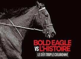 Bold Eagle Vs. l'Histoire : 20.000€ à partager sur PMU.fr lors du Grand Prix de Paris