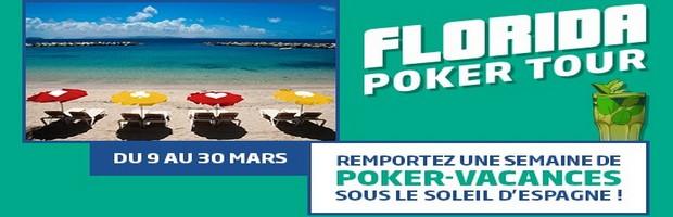 Le Florida Poker Tour sur PMU.fr