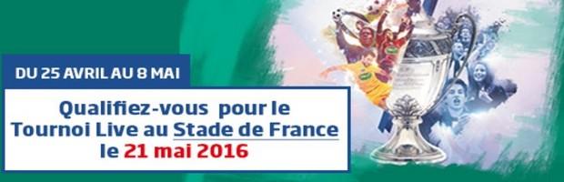 Le Challenge poker de la Coupe de France sur PMU