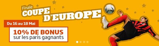 La finale de Ligue Europa sur PMU.fr