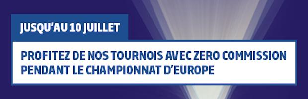 PMU Poker ne prend plus de commission sur les tournois Euro Gagnants