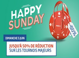 Participez à l'Happy Sunday sur PMU.fr
