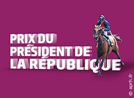 Pariez en ligne sur le Prix du Président de la République sur PMU.fr