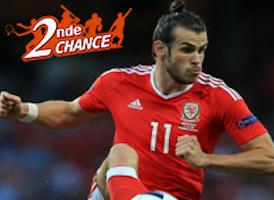 Gareth Bale à l'Euro 2016