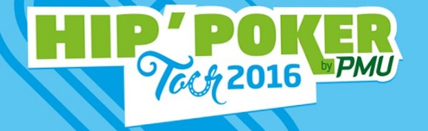Qualifiez-vous pour l'étape du Hip'Poker Tour de Deauville sur PMU du 4 au 25 août.