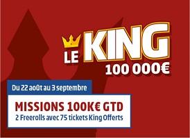 Participez aux missions 100KE sur PMU