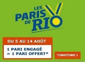 """Opération """"Les Paris de Rio"""" sur PMU du 5 au 14 août"""