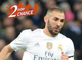 Seconde Chance PMU sur Real Madrid/Séville