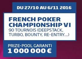 PMU Poker : la 6ème édition du FPC