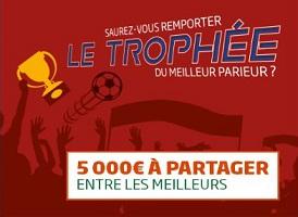 Trophée spécial coupe d'Europe sur PMU du 16 au 20 octobre